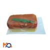 Brosse chirurgicale imprégnée Nex iodio P2