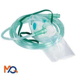 Masque oxygène à haute concentration