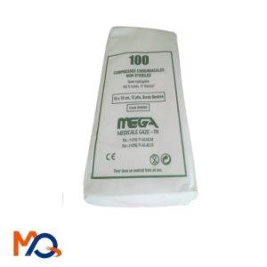 Compresse de gaze non stérile 10cm * 10cm