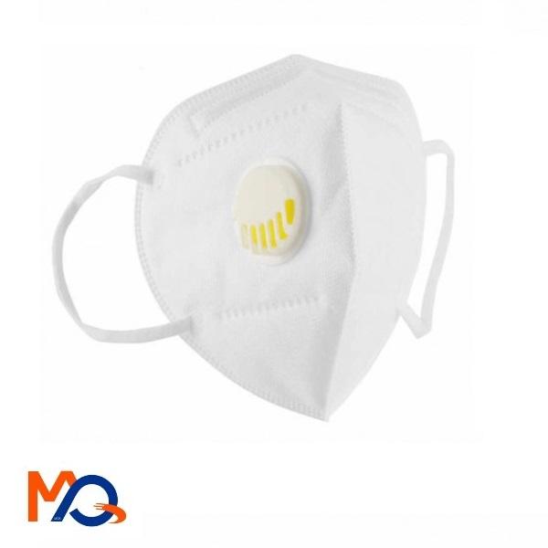 Masque de protection FFP2 avec valve